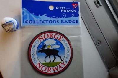 ノルウェーによくあるお土産