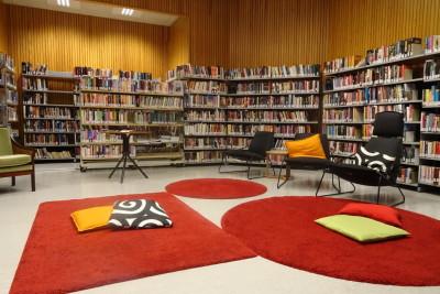 中央図書館まったりスペース