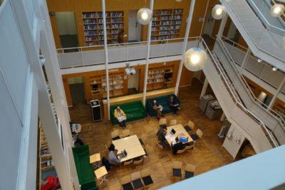 マルメ図書館